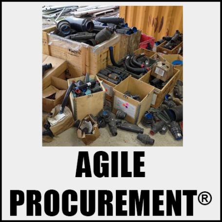 Agile Procurement Graphic