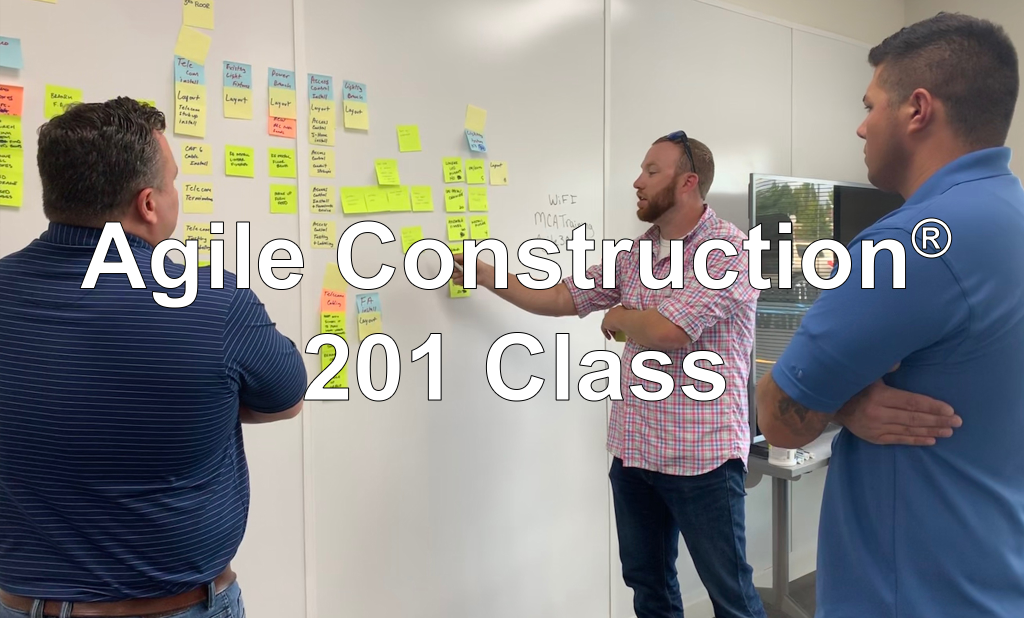 Agile Construction 201 graphic