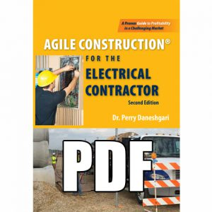 Agile Construction® for the Electrical Contractor Second Edition (PDF Ebook)